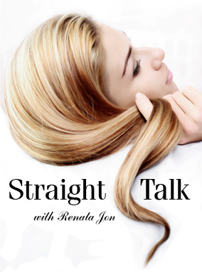 Straight Talk with Renata Jon Chelsea magazine cover 2005